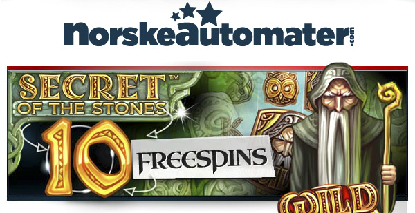 Freespins Secret of the stones